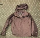 North Face Gore Tex Parka XL HyVent w Removable Hood