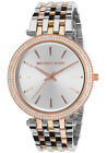 Michael Kors Women's MK3203 Darci Crystal Tri-Tone Stainless Steel Watch