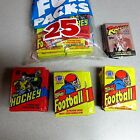 (1) 1981 Topps Football Wax Pack. Factory sealed! Montana rookie year