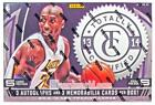 2013 14 PANINI TOTALLY CERTIFIED BASKETBALL HOBBY BOX - 3 AUTOS PER BOX!!!