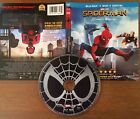 Marvel Spider Man Homecoming Blu ray Disc ONLY 2017 New with Art NO Case