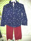 Carters boys two piece outfit 4t