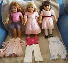 AMERICAN GIRL DOLL 2015 LOT OF 3 AND OUTFITS ISABELLA