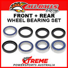 All Balls KTM 250 EXC Racing 4T 2003-2006 Front, Rear Wheel Bearing Set