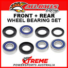 All Balls Yamaha WR250X Supermoto WRF250X 08-11 Front, Rear Wheel Bearing Set