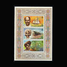 Cayman Is, Sc #0351a, MNH, 1974, S/S, Ships, Industry, SH281F