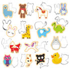 Animals Shapes Cookies Cutter Mold Cake Decorating Pastry Baking Biscuit Mould