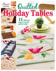 Quilted Holiday Tables Book by Annies Quilting