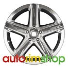 Jeep Grand Cherokee SRT8 2006 2007 2008 2009 20 Factory OEM Front Wheel Rim