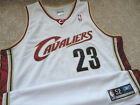 Authentic Game Reebok Cleveland Cavaliers LeBron James Rookie Jersey Love Irving
