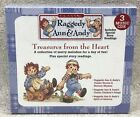 Raggedy Ann & Andy Treasures from the Heart 3 CD Set Childrens Songs Stories