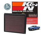 33-5017 K&N Replacement Air Filter 2016-2018 Toyota Tacoma 3.5L Tundra 4.6L 5.7L