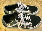 Vans Old Skool Size 6 Navy Floral