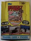 DESERT STORM VICTORY SERIES 2 BOX 36 PACKS 1991 TOPPS