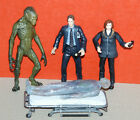 Lot of X-Files Figures Scully - Mulder - 2 Aliens & Accessories