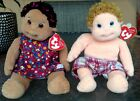 THE TY BEANIE KIDS COLLECTION, BOOMER BORN 8/11/94 & CUTIE BORN 12/26/96