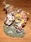 Jonathan Tootsenwhistle, Marjorie Marchalong..One Bear Band (Boyds, Bearstone)