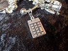 TRACKING everything you eat Calculator Charm for Weight Watchers Keychain