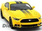 2016 FORD MUSTANG GT 50 YELLOW LIMITED 1002pc 118 MODEL CAR BY AUTOWORLD AW229