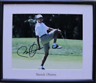President Barack Obama AUTOGRAPH 8x10 Framed and Engraved with COA