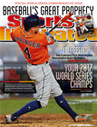 ASTROS WORLD SERIES CHAMPS SPORTS ILLUSTRATED 2017 MVP GEORGE SPRINGER MINT