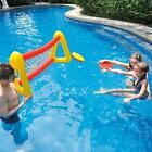 Swimming Pool Basketball Volleyball or Frisbee Water Sports Games