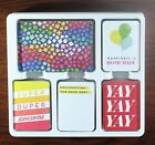 BRIGHT + BOLD Project Life Partial 1 4 Core Kit 154 Cards Becky Higgins