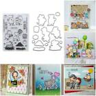 New DIY Colorful Cards Metal Cutting Dies Stencil Scrapbook Card Embossing Craft