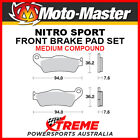 Moto-Master TM Racing MX 450F 2004-2011 Nitro Sport Sintered Medium