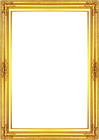 Frame 24x36- Vintage Style Old Gold Ornate Picture Oil Painting Frame 568-3