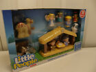 Fisher Price Little People Childrens Nativity Set 1st Christmas 11 Pieces NIB