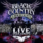 BLACK COUNTRY COMMUNION - LIVE OVER EUROPE 2 CD NEW+