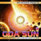 GOA SUN 9  Astral Sense, Shogan,  Total Strange, Insignia, DJ Moksha 2 CD NEW+