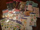 HUGE LOT 33 Scrapbooking Craft Stickers Jolees Bling Sticko Tags NEW Variety NIP