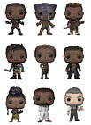 Funko Pop Black Panther Movie Figures 30
