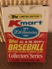 Baseball Cards Topps Limited Edition Kmart 20th anniversary MVPs 1962-1982