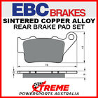 EBC Brakes TM Racing MX 250 2000 Sintered Copper Rear Brake Pads FA208R