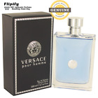 Versace Pour Homme Cologne 3.4 oz 1.7 oz 6.7 oz 100 ML FOR MEN By VERSACE NEW