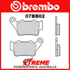 Brembo KTM 640 Adventure 1998-2007 Sintered Off Road Rear Brake Pads 07BB02-SD