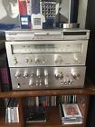 Pioneer SA 8500 Vintage Stereo Integrated Amplifier Silver AS IS