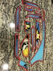 Williams Demolition Man pinball machine partial plastic set 31-1919
