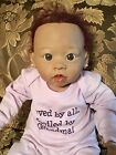Ashton Drake Alicias Gentle Touch Interactive Baby Girl Doll by Linda Murray