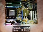 ASUS A8N E AMD Socket 939 MotherboardI O ShieldAthlon 64 3800 CPU2GB DDR RAM