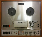NOS New in Box 1960s Vintage Teac A 1200 Stereo Reel to Reel Tape Deck Unopened
