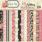 Scrapbooking Crafts Photo Play 6X6 Paper Pad Belle Vie Vintage Flourish Roses