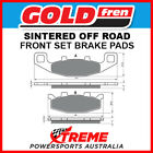Goldfren Kawasaki KLR650 Tengai 1990-1992 Sintered Off Road Front Brake Pad GF01