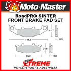 Moto-Master Hyosung GT250 Comet 2002,2004-2006 RoadPRO Sintered Front Brake Pad