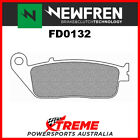 Newfren Daelim VS125 Cruiser 2001-2003 Sintered Touring Front Brake Pad FD0132-T