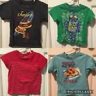 Lot of 4 baby boy t shirts size 12 18 months