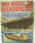 1001 Model Railroading Ideas 1972 Summer Operational sawmill Streams Rivers Pass